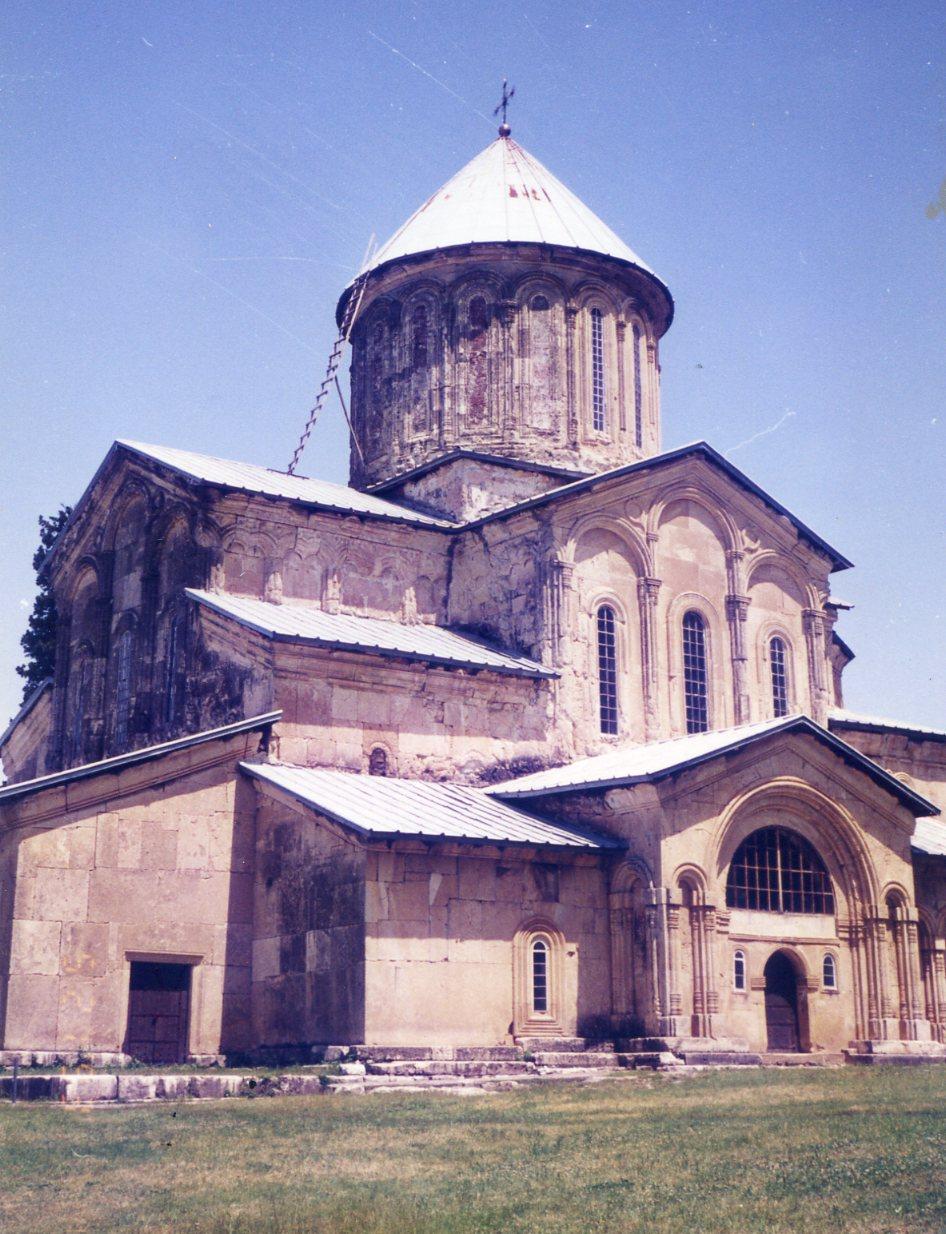Catedral-Tbilisi