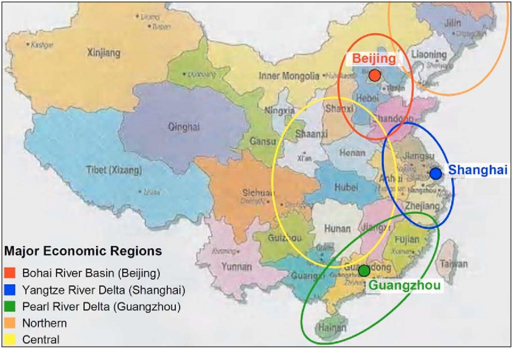 China-economic-regions