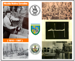 Nicolás Molina González (1916-1997): Sondeo Histórico Digital y los inicios en la UCV de las investigaciones en Resonancia Magnética Nuclear