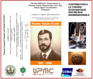 Perfil VES-e: Ricardo Tascón D'León (1937-2006) – De la física teórica a la física aplicada al estudio del subsuelo y yacimientos arqueológicos