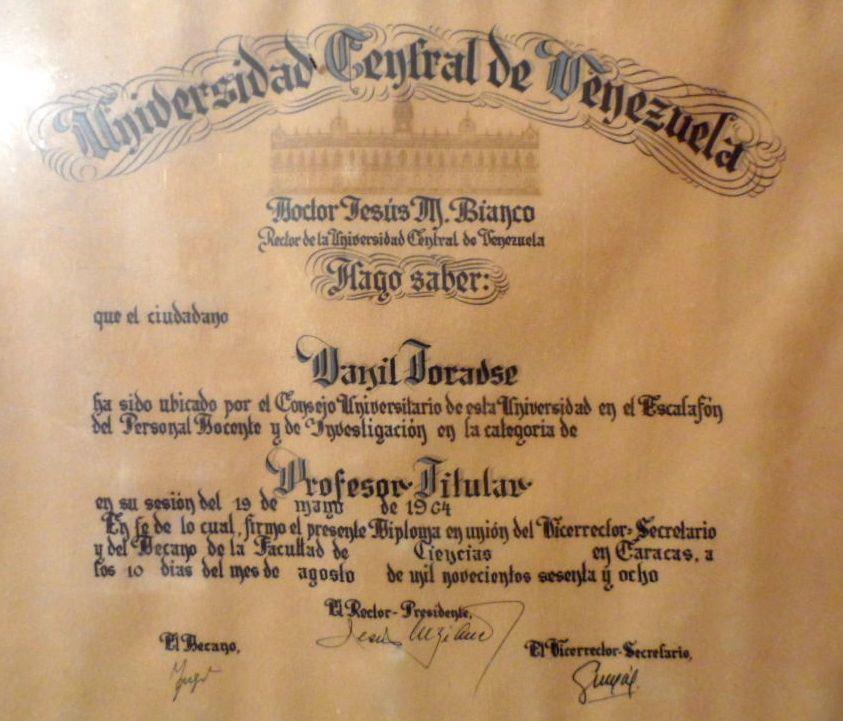 Toradse-Prof-Titular