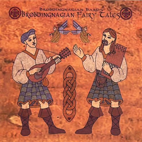 Un bardo es un poeta o trovador en tradiciones europeas medievales. Ilustración: portada del disco Brobdingnagian Fairy Tales.