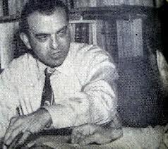 Armando Hernández Bretón, foto tomada en octubre 1953