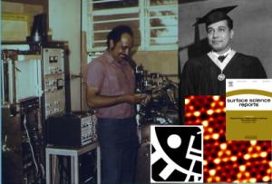 José Enrique Romero (1939-2008): Físico experimental de superficies e instrumentos