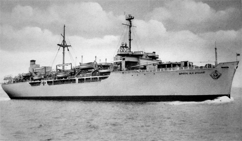 General Stewart Ship Boat 2
