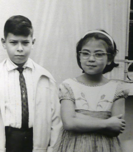 Maribel y Chegoyo Jose