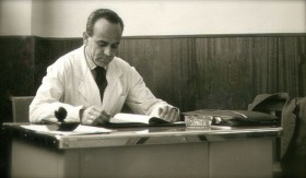 Las experiencias de Víctor Sánchez-Girón Núñez (1922-2009) en la Escuela de Física, UCV