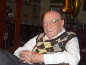 Celebrando el cumpleaños 100 del físico y profesor de la Universidad Central de Venezuela, Danil Toradse
