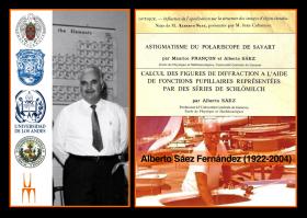 VES-i: Alberto Sáez (1922-2004) – Pasión por una ciencia y una mujer, un país y un arte