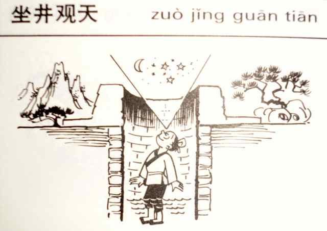 zuo jing guan tian