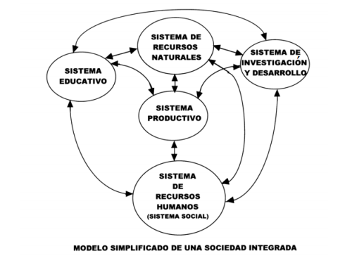 modelo sociedad integrada