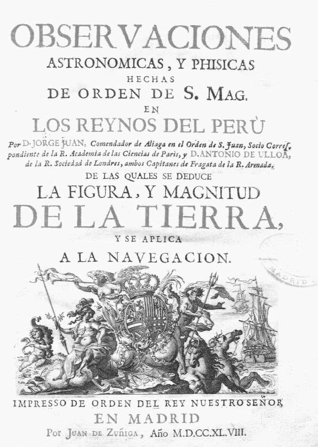 Jorge Juan Peru
