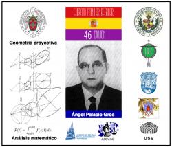 Ángel Palacio Gros: matemático, soldado y profesor ucevista