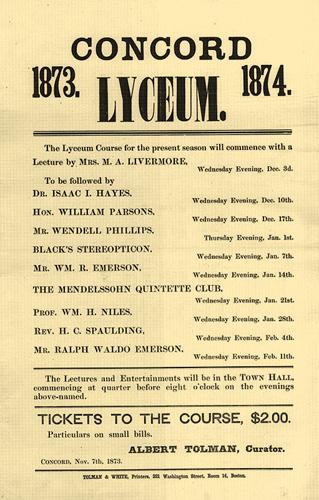 Lyceum-Programs