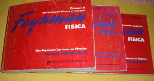 Feyman en español