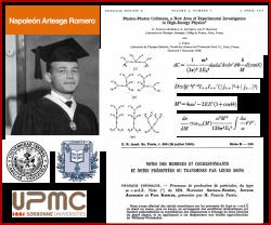 VES-e: Napoleón Arteaga Romero, físico teórico venezolano, pionero en la teoría de la interacción fotón-fotón. Anotaciones para su semblanza