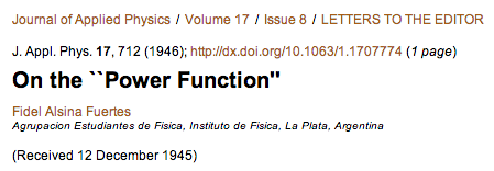 On-the-Power-Function-Journal-of-Applied-Physics