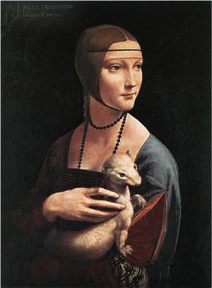 La-dama-del-armiño