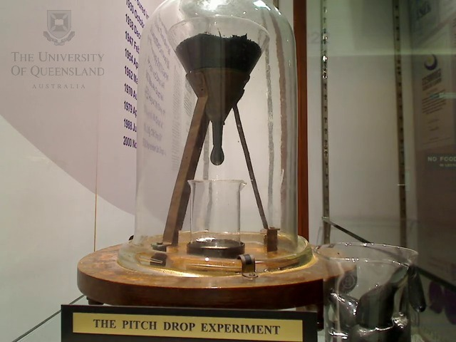 Pich drop experiment