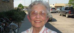 Hilda Enoch in 2010.