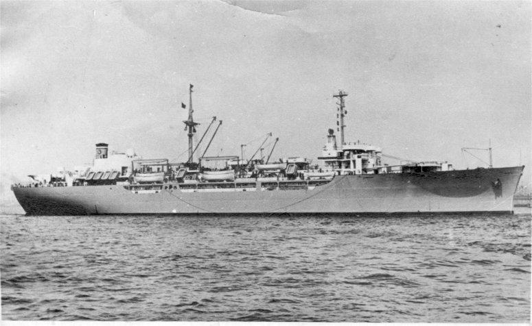 Sturgis-Alemania-Barco-Ship