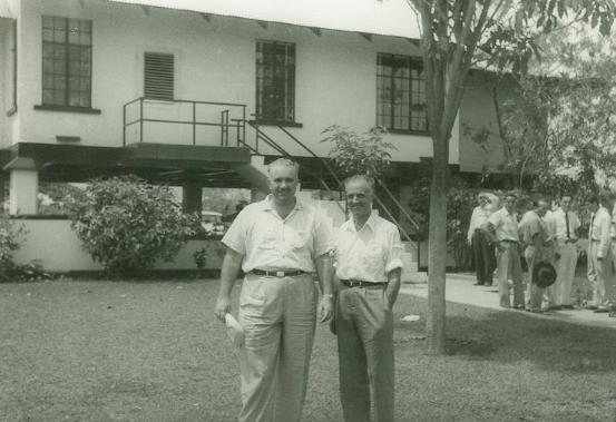 Catalan y Alberto Saez