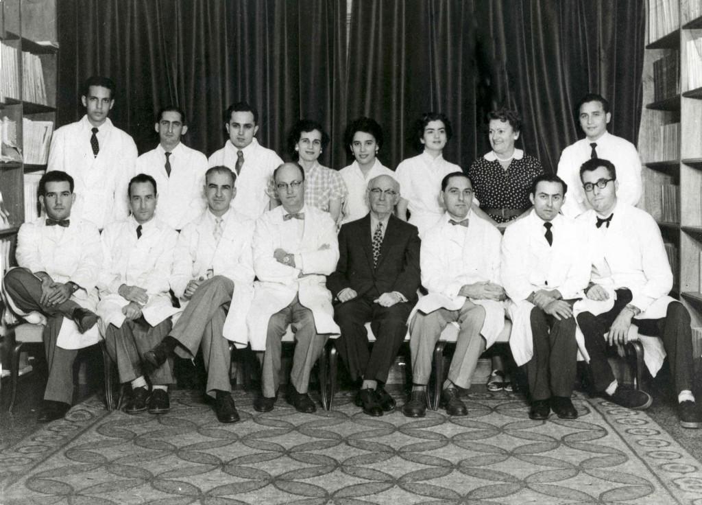 Personal Fundación Luis Roche