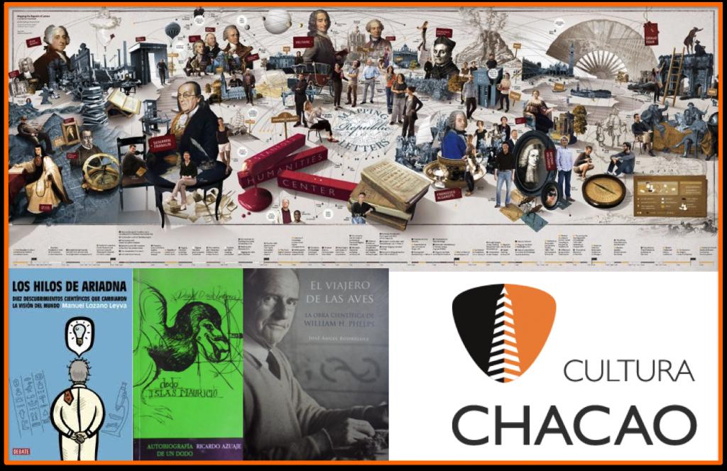 Cultura Chacao Ciencia