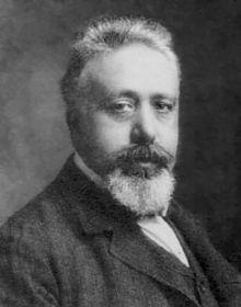 El matemático italiano Vito Volterra