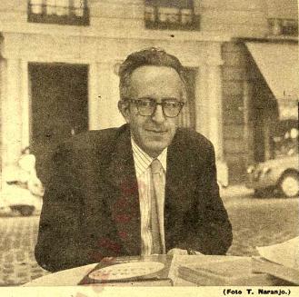 José Gallego Díaz