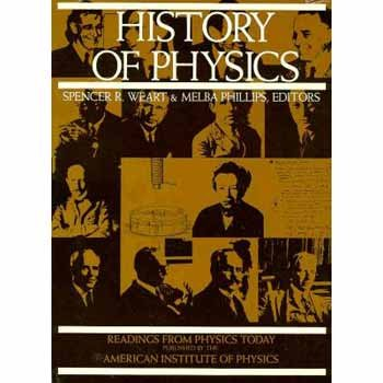 history of physics Readings portada