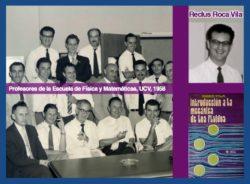 Reclus Roca Vila: Especialista en dinámica de los fluidos (Nueva versión, 2017)