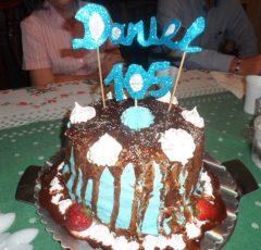 Celebrando el cumpleaños 105 del Prof. Danil Toradse